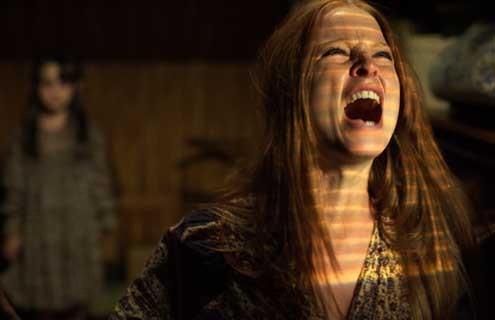 Horror em Amityville: Andrew Douglas, Rachel Nichols