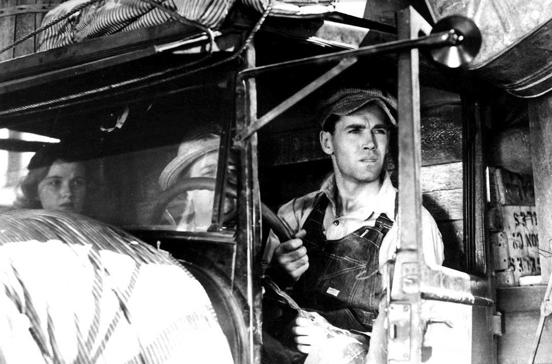 As Vinhas da Ira : Foto Henry Fonda, John Ford
