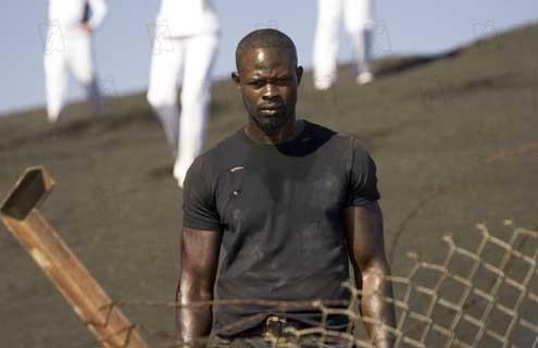 A Ilha : Foto Djimon Hounsou