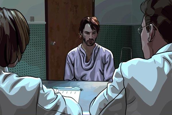 O Homem Duplo : Foto Keanu Reeves