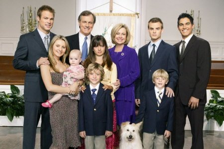 7th Heaven : Foto Beverley Mitchell, Catherine Hicks, David Gallagher, George Stults, Lorenzo Brino