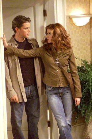 Debra messing jeans