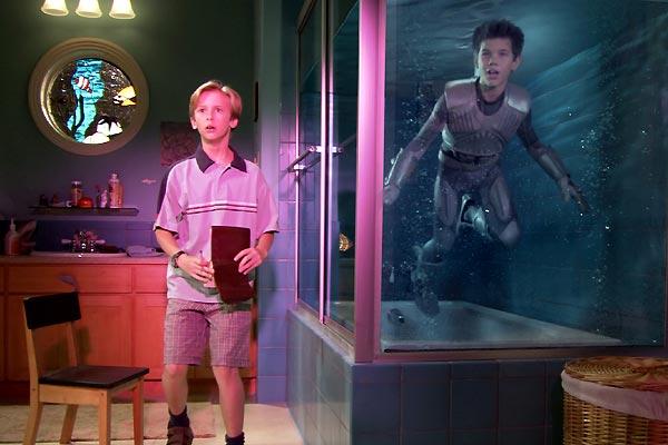 As Aventuras de Sharkboy e Lavagirl em 3-D : Foto Cayden Boyd, Taylor Lautner