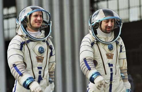 Un ticket pour l'espace : Photo Guillaume Canet, Kad Merad