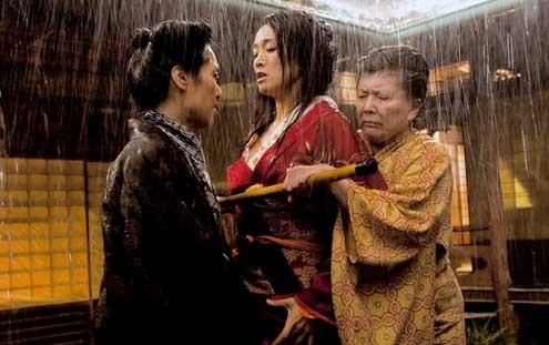 Memórias de uma Gueixa : Foto Gong Li, Kaori Momoi, Tsai Chin