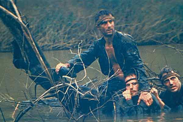 O Franco Atirador : Foto Christopher Walken, John Savage, Michael Cimino, Robert De Niro