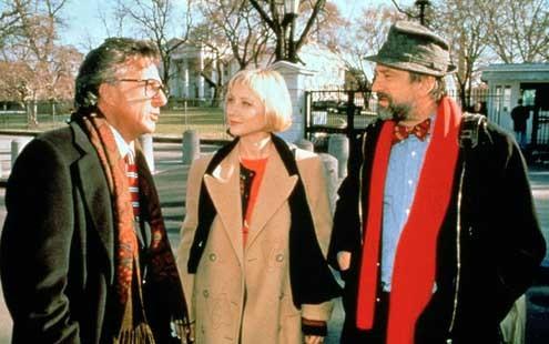 Mera Coincidência : Foto Dustin Hoffman, Robert De Niro