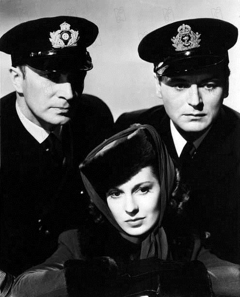 The Spy in Black : Foto Conrad Veidt, Sebastian Shaw, Valerie Hobson