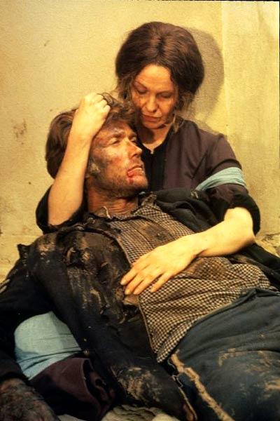 O Estranho que Nós Amamos : Foto Clint Eastwood, Geraldine Page