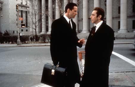 Advogado do Diabo : Foto Al Pacino, Keanu Reeves