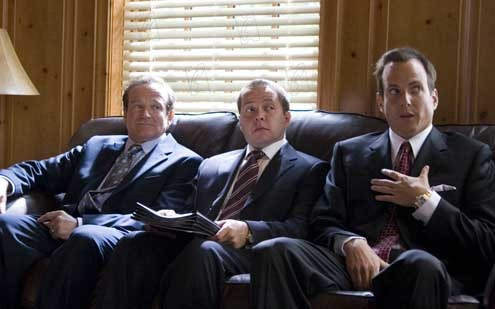 Férias no Trailer : Foto Robin Williams, Will Arnett