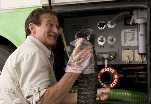Férias no Trailer : Foto Robin Williams