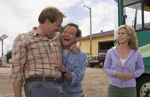 Férias no Trailer : Foto Cheryl Hines, Jeff Daniels, Robin Williams