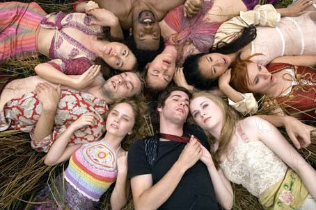 Across the Universe : Foto Dana Fuchs, Evan Rachel Wood, Jim Sturgess, Joe Anderson