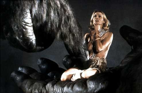 King Kong : Foto Jessica Lange, John Guillermin
