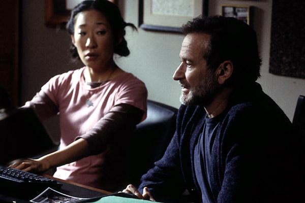 Segredos na Noite : Foto Patrick Stettner, Robin Williams, Sandra Oh