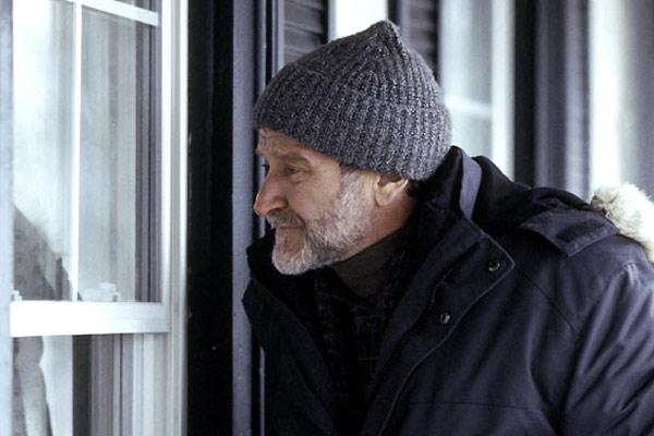 Segredos na Noite : Foto Patrick Stettner, Robin Williams
