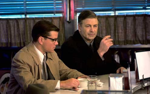 O Bom Pastor : Foto Alec Baldwin, Matt Damon, Robert De Niro