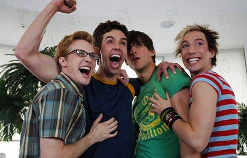 Another Gay Movie : Photo Jonah Blechman, Jonathan Chase, Michael Carbonaro, Mitch Morris, Todd Stephens