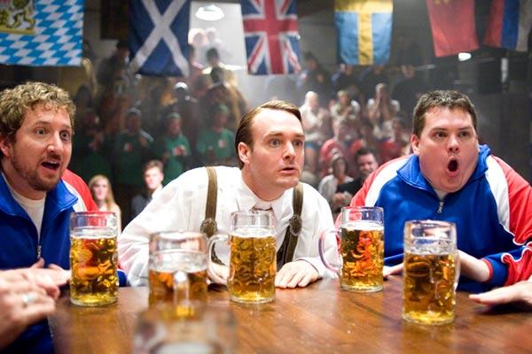 Beerfest : Foto Erik Stolhanske, Jay Chandrasekhar, Kevin Heffernan, Paul Soter