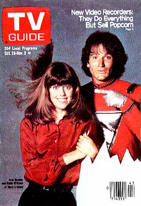 Mork and Mindy : Foto Pam Dawber, Robin Williams