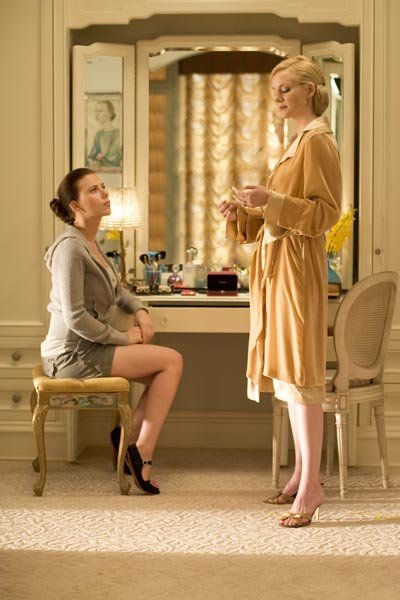O Diário de uma Babá : Foto Laura Linney, Robert Pulcini, Scarlett Johansson, Shari Springer Berman