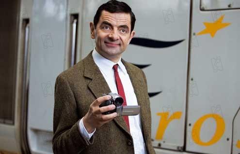 As Férias de Mr. Bean : Foto Rowan Atkinson, Steve Bendelack