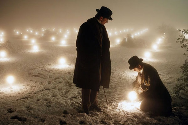 O Grande Truque : Foto Christian Bale, Hugh Jackman