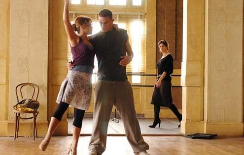 Ela Dança, Eu Danço : Foto Anne Fletcher, Channing Tatum, Jenna Dewan, Rachel Griffiths
