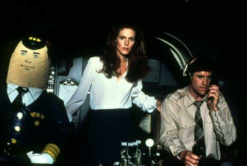 Apertem os Cintos... O Piloto Sumiu : Foto Julie Hagerty, Robert Hays