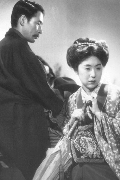 Joyu Sumako no Koi : Foto Kinuyo Tanaka, Sô Yamamura
