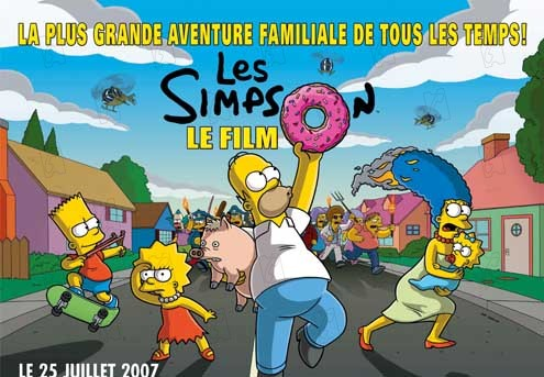 Os Simpsons - O Filme : Foto David Silverman