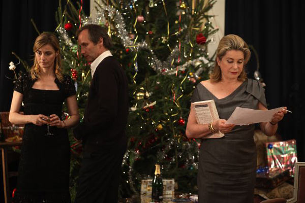 Um Conto de Natal : Foto Anne Consigny, Catherine Deneuve, Hippolyte Girardot