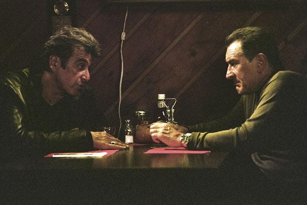 As Duas Faces da Lei : Foto Al Pacino, Jon Avnet, Robert De Niro