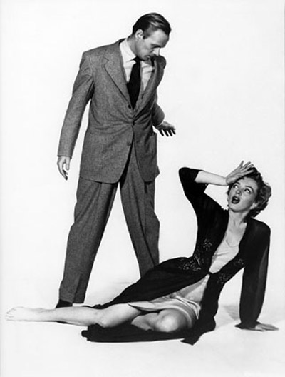 Almas Desesperadas : Foto Marilyn Monroe, Richard Widmark, Roy Ward Baker