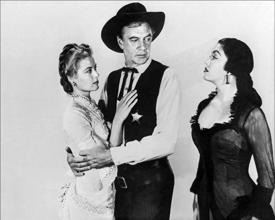 Matar ou Morrer : Foto Gary Cooper, Grace Kelly, Katy Jurado