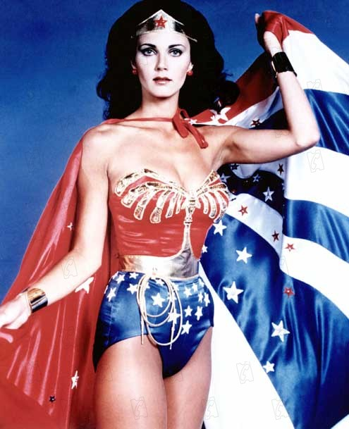 Wonder Woman : Foto Lynda Carter