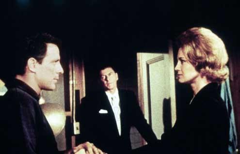 Os Assassinos : Foto Angie Dickinson, John Cassavetes, Ronald Reagan