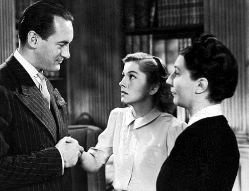 Rebecca, A Mulher Inesquecível : Foto Dame Judith Anderson, George Sanders, Joan Fontaine