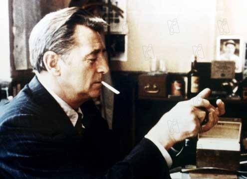 Farewell, my Lovely : Foto Dick Richards, Robert Mitchum