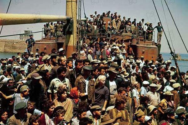 Exodus : Foto Otto Preminger