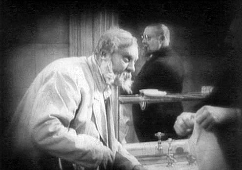A Última Gargalhada : Foto Emil Jannings, F. W. Murnau