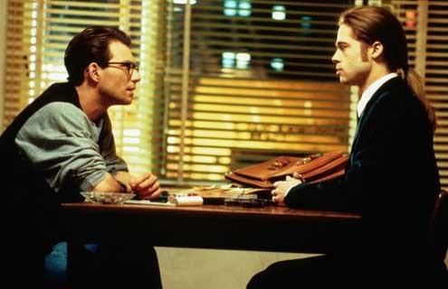 Entrevista Com o Vampiro : Foto Brad Pitt, Christian Slater