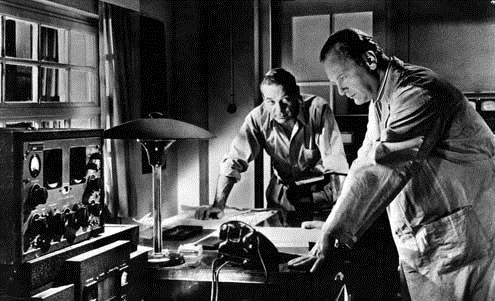 lWernher von Braun : Photo Curd Jürgens, Jack Lee Thompson, James Daly