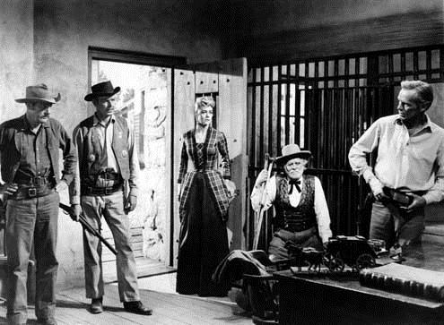 Minha Vontade é Lei : Foto Dorothy Malone, Edward Dmytryk, Richard Widmark