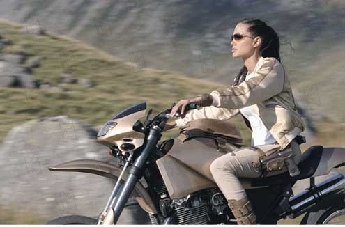 Lara Croft: Tomb Raider - A Origem da Vida : Foto Angelina Jolie, Jan de Bont