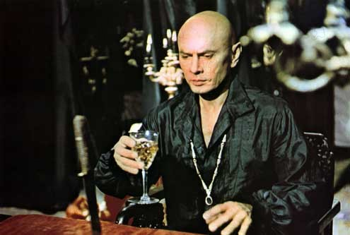 The Light at the edge of the world : Photo Kevin Billington, Yul Brynner