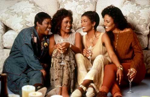 Falando de Amor: Angela Bassett, Whitney Houston, Lela Rochon, Loretta Devine, Forest Whitaker