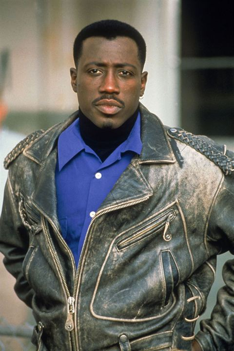 Passageiro 57 : Foto Wesley Snipes
