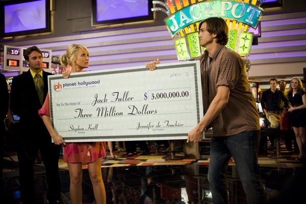 Jogo de Amor em Las Vegas : Foto Ashton Kutcher, Cameron Diaz, Tom Vaughan